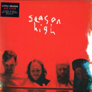 Little Dragon - Season High (LP+CD)