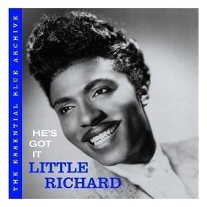 Little Richard - The essential blue archive: He's got it