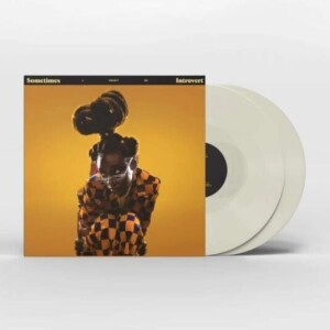 Little Simz - Sometimes I Might Be Introvert (2LP/Milky Clear)