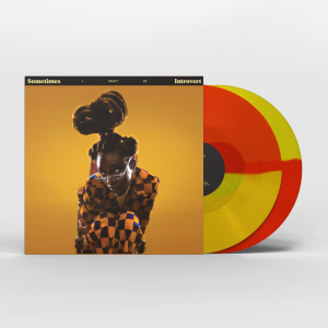 Little Simz - Sometimes I Might Be Introvert (Red/Yellow 2LP)