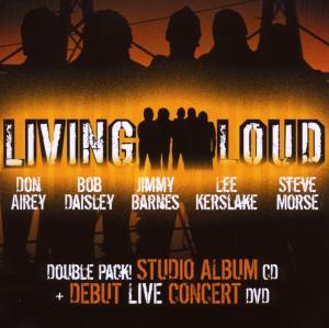 Living Loud - Living Loud+Bonus Live