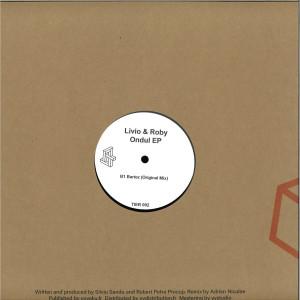 Livio & Roby - Ondul EP (Back)