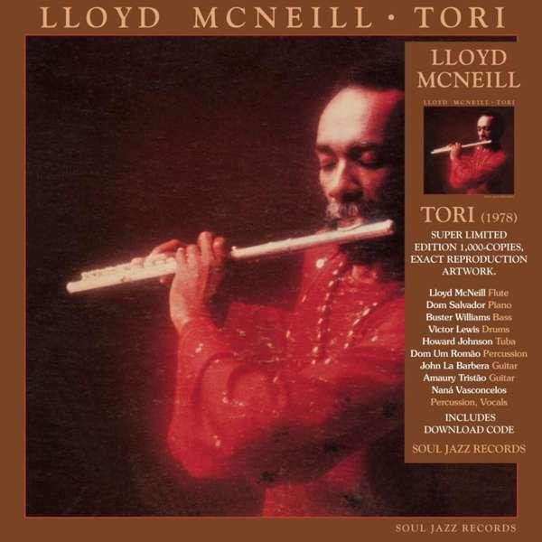 Lloyd McNeill - Tori (Remastered)