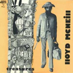 Lloyd McNeill - Treasures (LP Reissue)