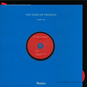 Lo Shea / Medlar & Rack'em / Moire / Stl - Ten Years Of Phonica - Sampler Two
