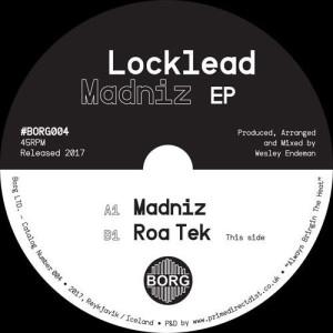 Locklead - Madniz EP