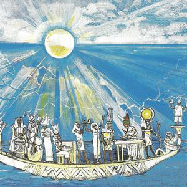 Lon Moshe & Southern Freedom Arkestra - Love Is Where the Spirit Lies (2LP Reissue)
