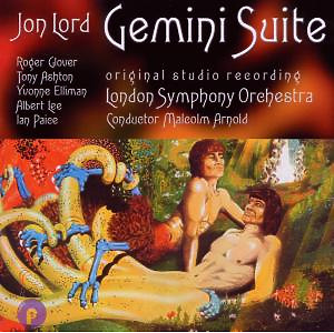 Lord,Jon - Gemini Suite