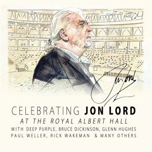 Lord,Jon/Deep Purple & Friends - Celebrating Jon Lord-The Rock Legend