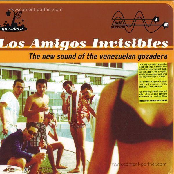 Los Amigos Invisibles - The New Sound Of The Venezuelan Gozadera (2LP)