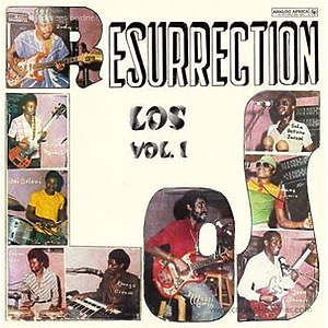 Los Camaroes - Resurrection Los (LP)