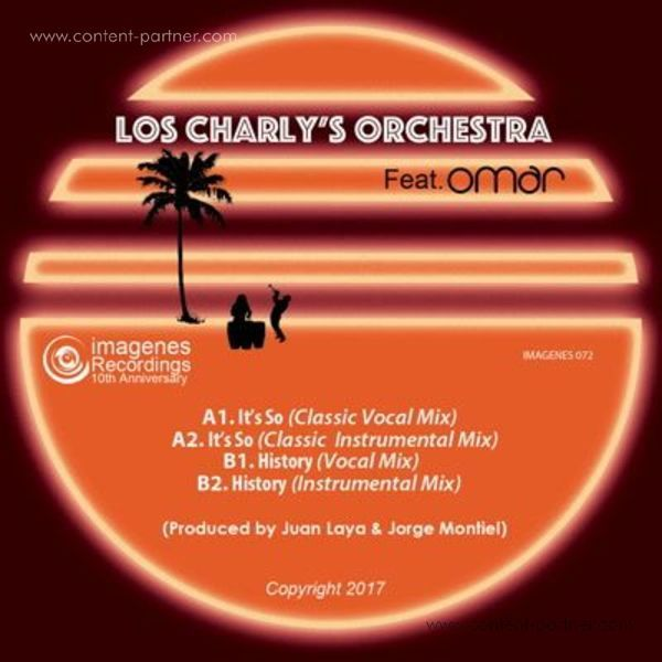 Los Charly's Orchestra - Its So / History (feat. Omar)