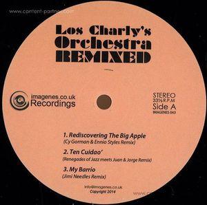 Los Charly's Orchestra - Los Charly's Orchestra Remixed