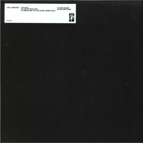 Lough - Moon Child (EP) (Back)