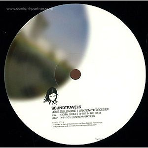 Louis Guilliaume - Unknown Forces Ep