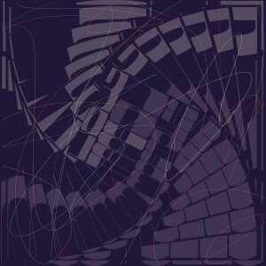 "Low Tape / DJ Mostoles - DEL 01 (140 gram vinyl 12"")"
