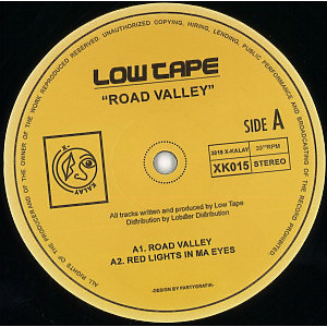 Low Tape - Road Valley
