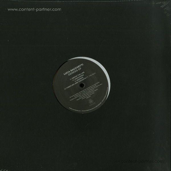 Luca Bacchetti - Genesis EP