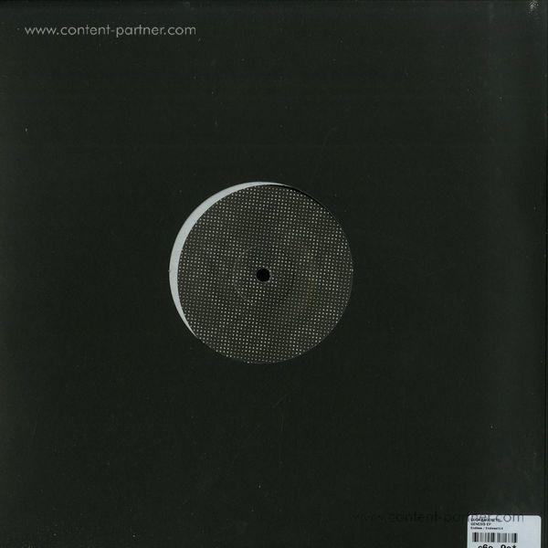 Luca Bacchetti - Genesis EP (Back)