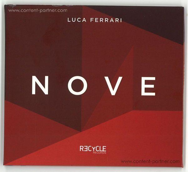 Luca Ferrari - Nove (CD)
