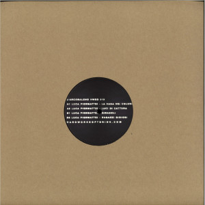 Luca Piermattei - L'Arconbaleno (Vinyl Only) (Back)