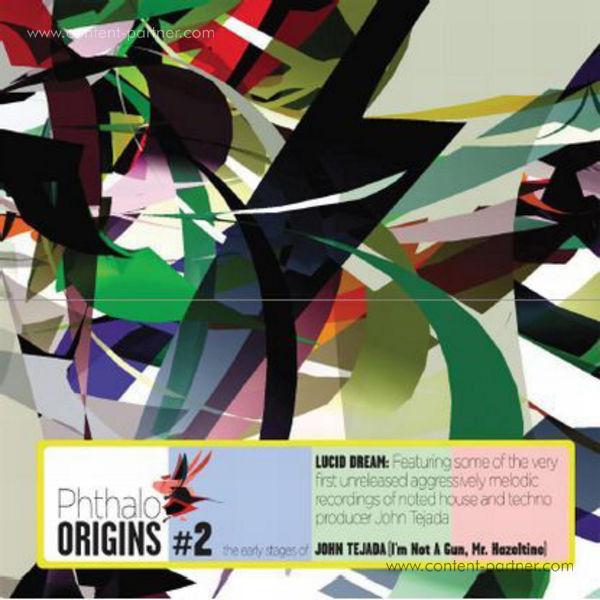 Lucid Dream - Recovererd Data95 (john Tejada)