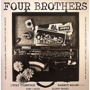 Lucky Thompson & Barney Wilen - Four Brothers (2LP)