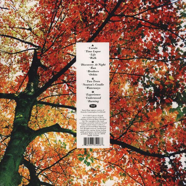 Ludovico Einaudi - In a Time Lapse (2LP) (Back)
