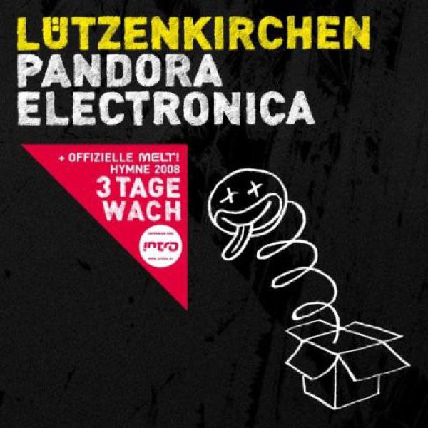 Luetzenkirchen - pandora electronica int.edition (Back)