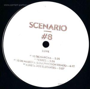 Luhk - Scenario #8, Soulphiction Remix