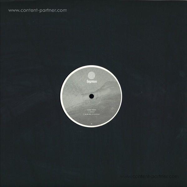Luigi Tozzi - Wadjet (Wa Wu We Remix) (Back)