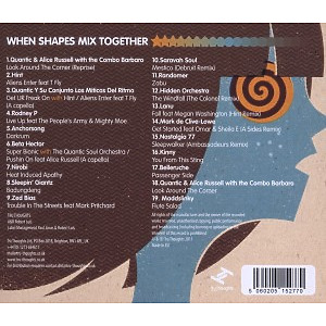 Luis,Robert - When Shapes Mix Together (Back)