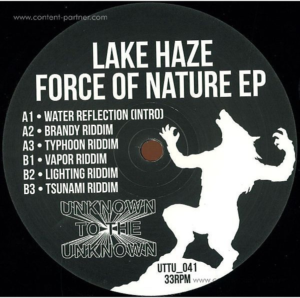 Luke Haze - Force Of Nature Ep
