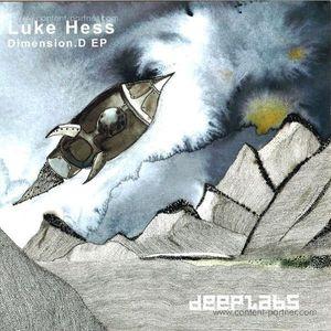 Luke Hess - Dimension.D EP
