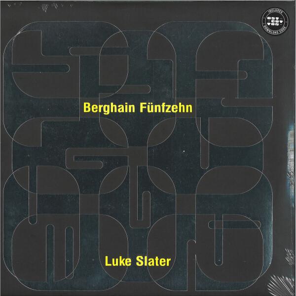 Luke Slater - Berghain Fünfzehn