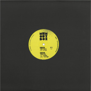 Luke Vibert / Robin Ball - X To C (Back)
