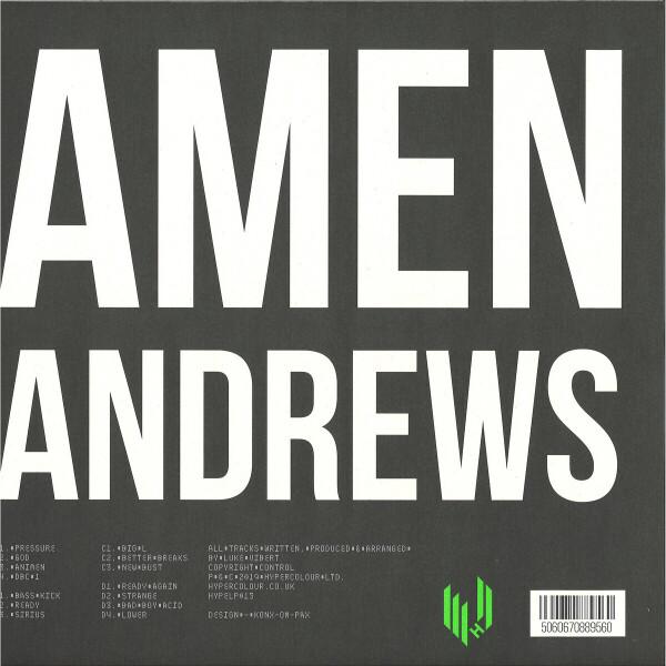 Luke Vibert - Luke Vibert presents… Amen Andrews (Back)