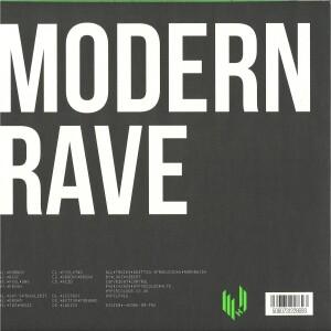 Luke Vibert - Luke Vibert presents… Modern Rave (Back)