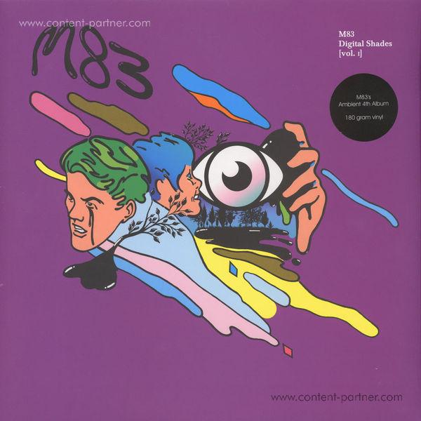 M83 - Digital Shades Vol. 1 (180g LP + MP3)