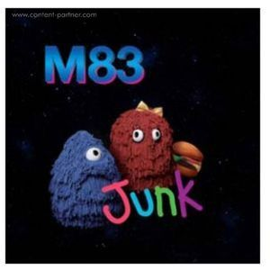 M83 - Junk (Etched 2LP, 180g+MP3)