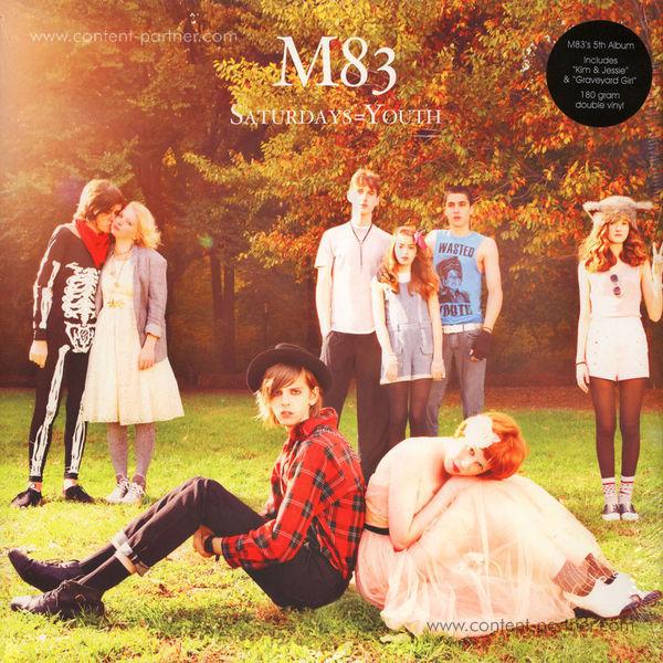 M83 - Saturdays = Youth (2LP 180g)
