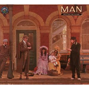 MAN - Back Into The Future (3CD)