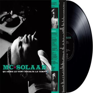 MC Solaar - Qui Seme Le Vent Recolte Le Tempo (Vinyl)