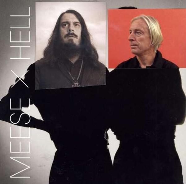 MEESE X HELL - Hab keine Angst... ich bin deine Angst (2LP+ Buch)