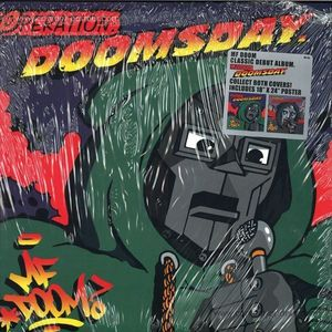 MF Doom - Operation: Doomday (7x7'' Box)