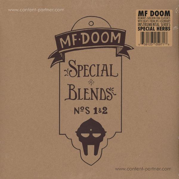 MF Doom - Special Blends Vol. 1&2 (Ltd. 2LP reissue)