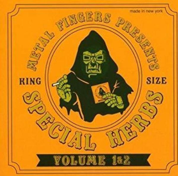 MF Doom - Special Herbs Vol. 1&2 (incl 7 inch)