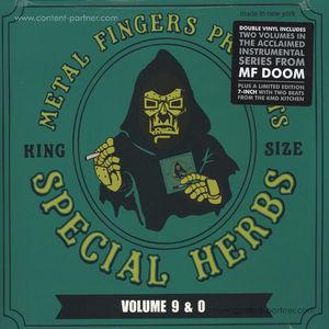 MF Doom - Special Herbs Vol. 9 & 10 (incl 7 inch)