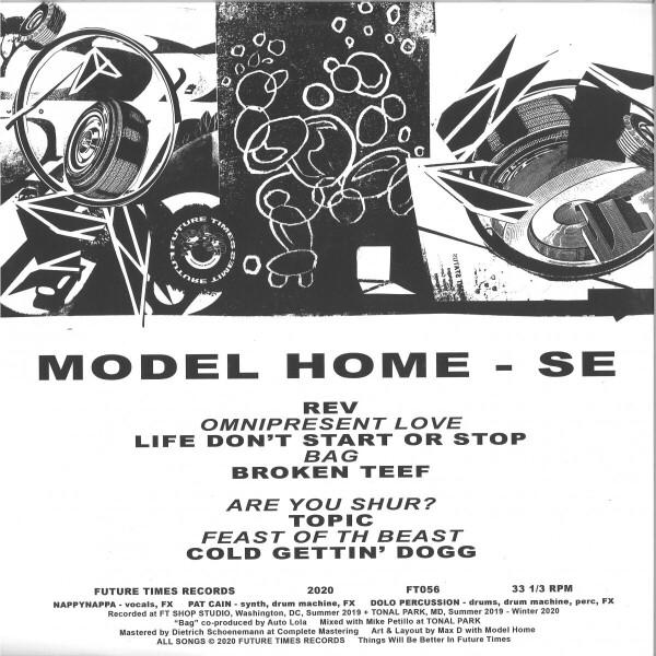 MODEL HOME - SE (Back)