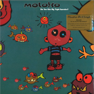 MOLOKO - Do You Like My Tight Sweater (Ltd. Turquoise 2LP)